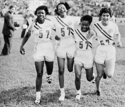 U.S. Women's 400 Meter Olympic Relay Team